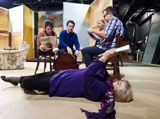Blithe Spirit - Learning the lines....