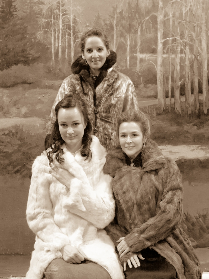 The Proserov sisters X Y and Z